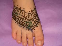 bridal henna tattoo design on foot in 2017 real photo pictures