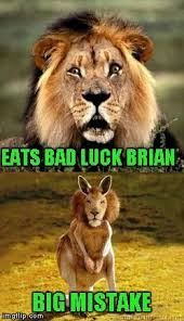 Meme Generator Bad Luck Brian - one does not simply eat bad luck brian without dire consequences