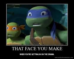 Tmnt Memes - image drama face xd lol jpg tmnt wiki fandom powered by wikia