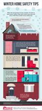 winter home design tips winter home safety tips you need to know infographic direct