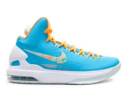 kd easter 5 kd 5 easter nike 554988 402 trqs blue brght ctrs fbrglss
