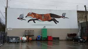 Horse Murals by Mural In Se Portland Public Art Pinterest Public Art