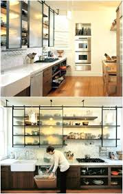 Make Sliding Cabinet Doors How To Make Sliding Cabinet Doors Sliding Kitchen Cabinet Doors