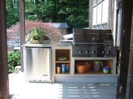Eclectic Outdoor Kitchen Ideas Ultimate Home Ideas - Simple outdoor kitchen