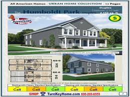 Two Bedroom Duplex Humboldt Two Story Duplex Modular Home Price Form All American Homes