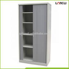 kitchen cabinet roller shutter roll door cabinet u0026 restoration hardware shutter double door