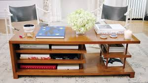 Style A Coffee Table 4 Coffee Table Ideas Tips For Styling Decorating Coffee Tables