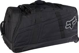 fox motocross gear bags new fox racing shuttle gear bag wheeled black motocross gearbag