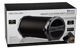 amazon com splash proof indoor outdoor wireless bluetooth speaker
