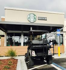 so excited to have the starbucks at the nocatee town center open