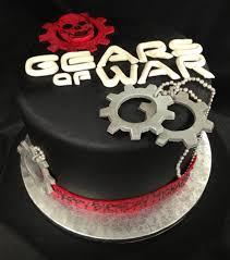 war cakes gears of war