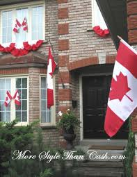 s day home decor 33 canada day party decorations and ideas for outdoor home decor