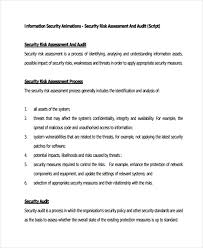 security assessment template security assessment sap template