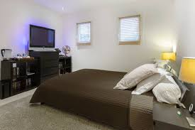 une chambre une chambre dans la résidence principale spacieuse et confortable