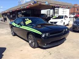 2012 dodge challenger rt 2012 dodge challenger r t 2dr coupe in oklahoma city ok raul s