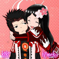 wallpaper baju couple anime ninja saga couple by kikitakasu on deviantart