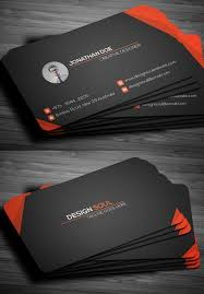 New Business Cards Designs Modern Business Cards Design 26 Creative Examples Design