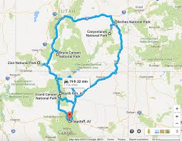 Grand Canyon Map Usa by 25 Best Ideas About Road Trip Map On Pinterest Road Trip Usa