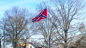 Giant Confederate Flag Large Confederate Flag Flying In Catawba Co Stirs Up Controversy