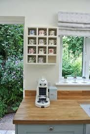 slim floating shelves gray create smart space savvy kitchen
