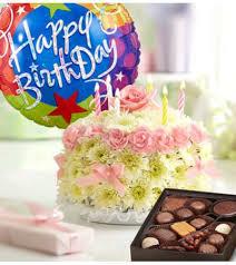 birthday flower cake birthday flower cake pastel park il florist