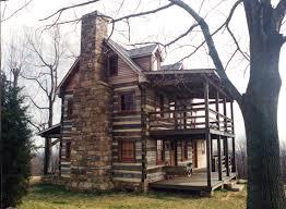 Two Story Log Homes Logcabinacademy