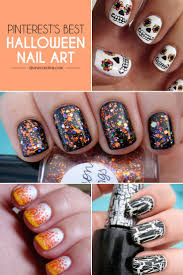 17 best images about halloween nails on pinterest nail art do