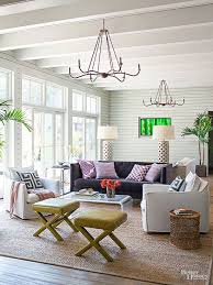 Living Room Ceiling Beams Inspired By Wood Beam Plank Ceiling Design The Inspired Room