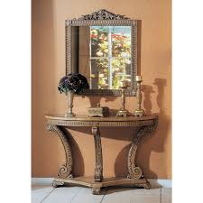 Mirror Sofa Table by Barbados Sofa Table With Marble Top Dcg Stores