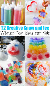 ways to play in the snow snow plays and winter