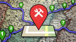 Google Maps Shortest Route Multiple Destinations by How To Plan A Trip Itinerary Using Custom Google Maps Lifehacker