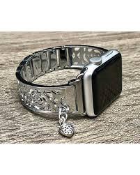 bangle bracelet watches images Fall sale shiny silver apple watch band 38mm women bracelet