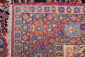 Kirman Rug Antique Kirman Rug C 1900 Persia From Farnham Antique Carpets