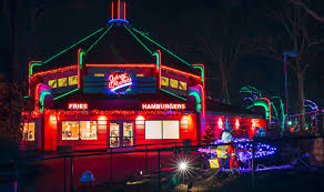 Lights All Night 2014 Lineup Holiday Lights Kennywood