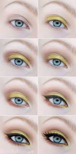 13 best yellow makeup images on pinterest make up yellow