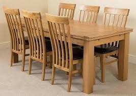 oak wood dining table wood dining table set lesdonheures com