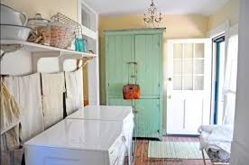 Vintage Laundry Room Decor The Of Vintage Laundry Room Decor Home Interiors