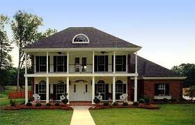plantation style home plans plantation style house plans e architectural design page 2