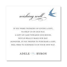 wedding gift quotes for money wedding invites wording for money invitation ideas