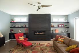 Modern Color Modern Living Room Chicago By Kristin Petro - Living room modern colors