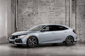 2017 honda civic hatchback gets official all turbos manual