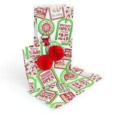 christmas wrap bags green do not open christmas wrap bags pipii