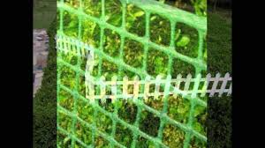 plastic mesh fencing blue colour surface metal wire mesh