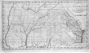 Mississippi County Map Coosa County Alabama Was In The Middle Of The Creek Indian War
