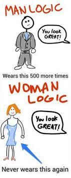 Female Logic Meme - 25 best memes about woman logic woman logic memes
