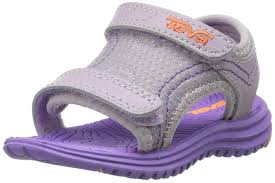 teva mtb shoes teva pysclone 5 sport sandal toddler purple orange