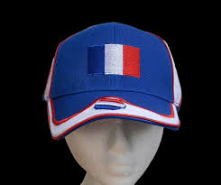 The France Flag France French Paris Country Flag Baseball Hat Caps Flags
