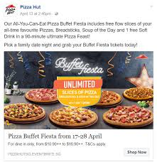 Pizza Hut Lunch Buffet Hours by Pizza Hut Buffet Fiesta All You Can Eat Pizza Slices Breadsticks