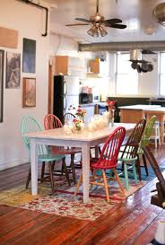 different color dining room chairs u2013 decoration