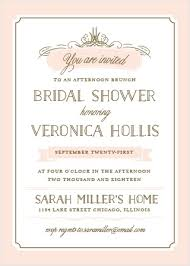 bridal shower brunch invitations bridal shower invitations wedding shower invitations basicinvite